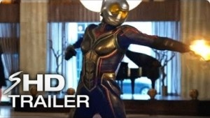 Video: ANT-MAN AND THE WASP Official Trailer NEW (2018) Ant-Man 2 Paul Rudd Marvel Movie